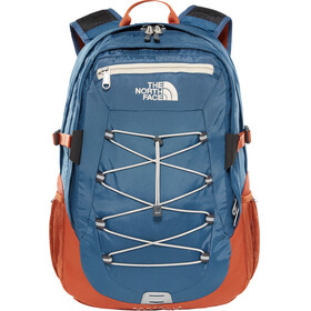 The North Face Borealis Classic Backpack orange/blue